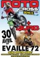 MOTO CROSS EVAILLE - 30 AVRIL