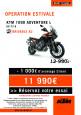 KTM 1090 ADVENTURE L, OPERATION ESTIVALE*