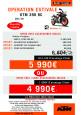 OFFRE KTM 390 RC, PROMO OU ACCESSOIRES OFFERTS* !